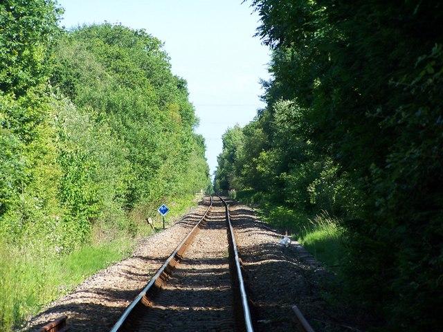 Fawley Branch Line
