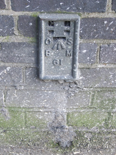 Flush Bracket 61, Salisbury Railway Bridge