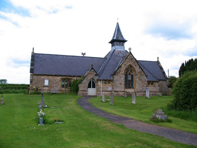 St Mary's Church, Bagby