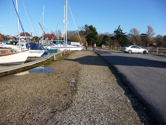 Birdham Marina