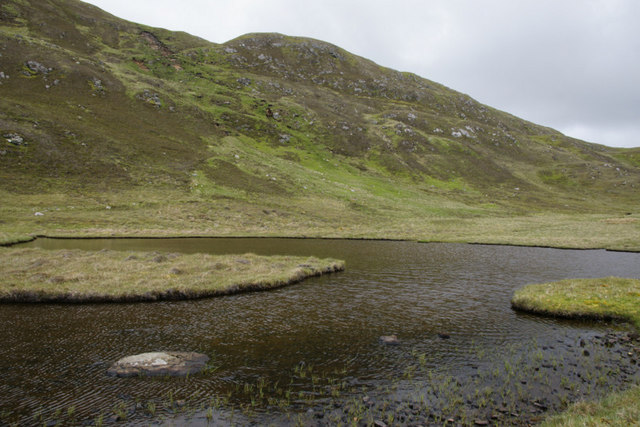 Loch of Collaster, Westing