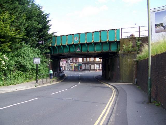 Fisherton Street Railway Bridge
