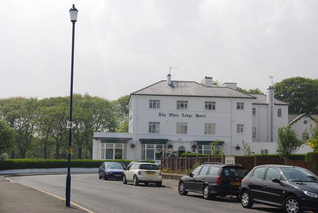 The White Lodge Hotel, The Crescent