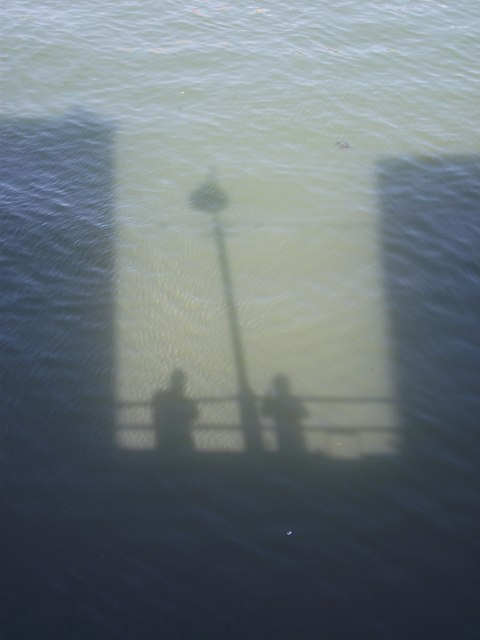 Shadow On The Water