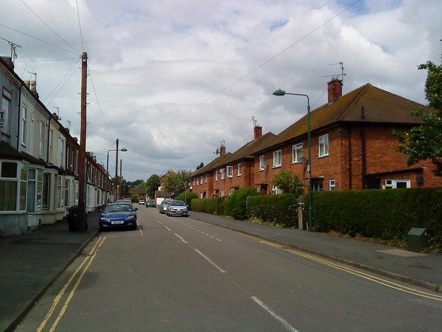 Claude Street, Lenton