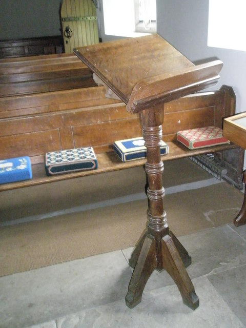 Christ Church Forestside- lectern