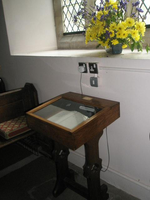 Christ Church Forestside- Book of Remembrance