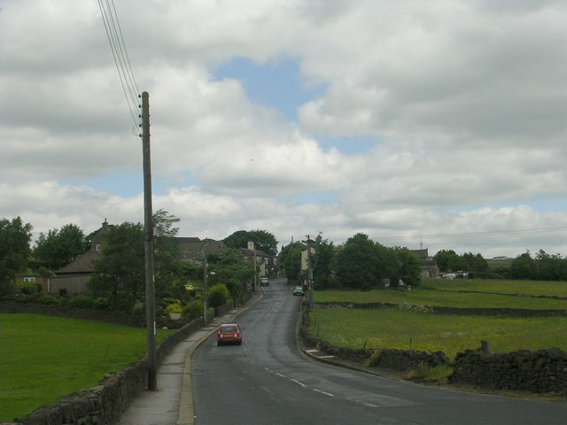 Per Lane - viewed from Lane Head Lane