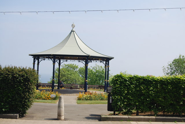 Bandstand, The Crescent