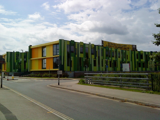 New buildings on Nottingham Science Park