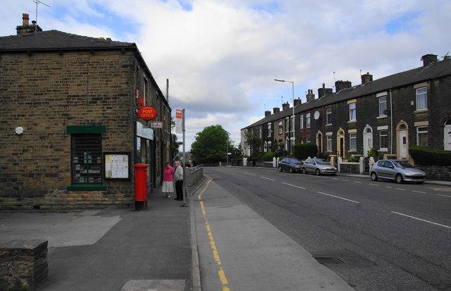Oldham Road, Springhead