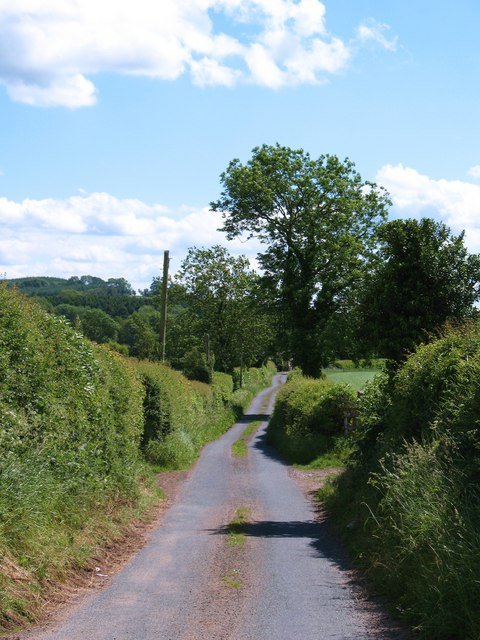Lane to Osgoodby