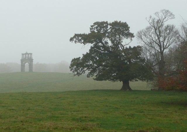 Hadrian's Arch, Shugborough Park