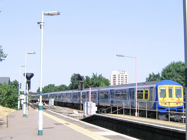 Thameslink new livery (post-2005)