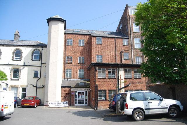 Community Centre, Johns Rd