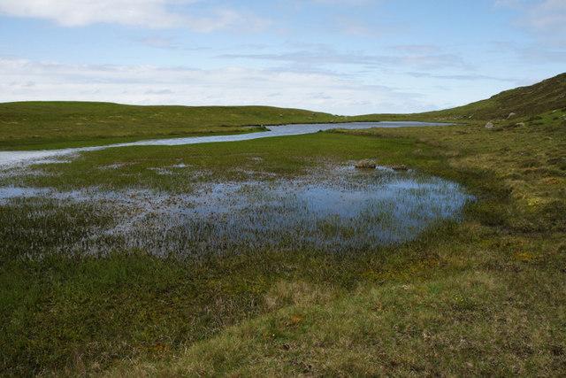 Loch of Bogligarths, Westing