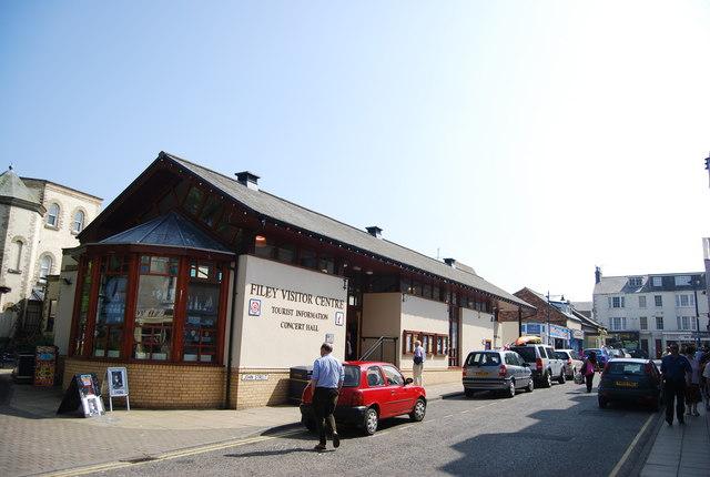 Filey Visitor Centre