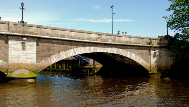 The Town Bridge, Coleraine (3)