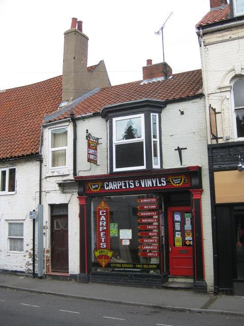 Barton Carpets & Vinyls, High Street