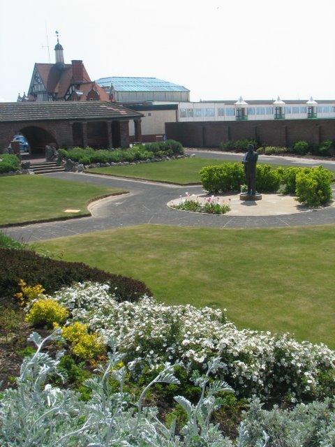 The Peace and Sensory Garden