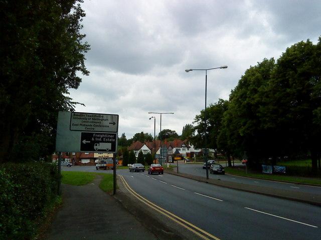 University Boulevard