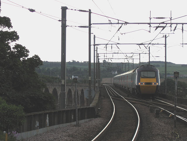 HST on the Royal Border Bridge