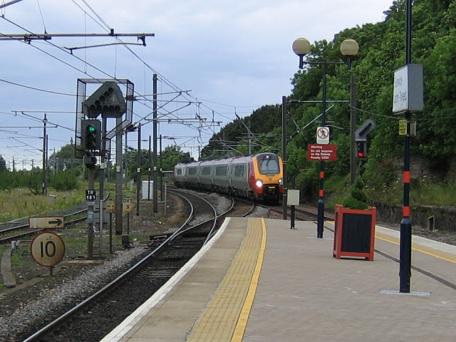 Supervoyager at Berwick-on-Tweed