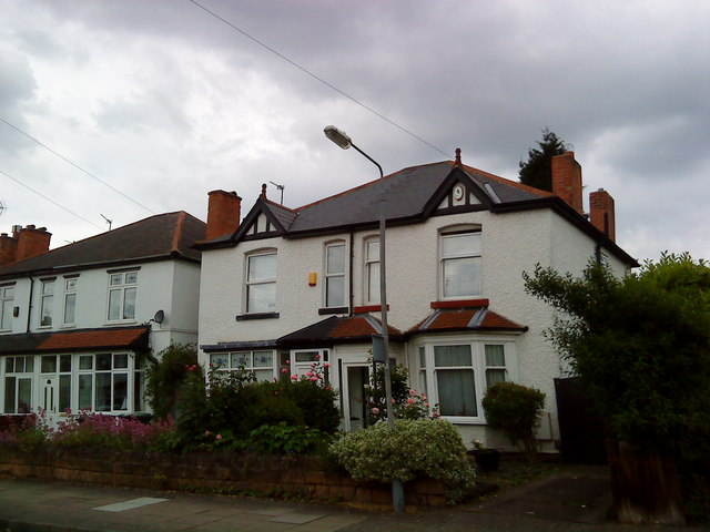 Houses on Fletcher Road