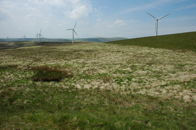 Bryn Titli Wind Farm
