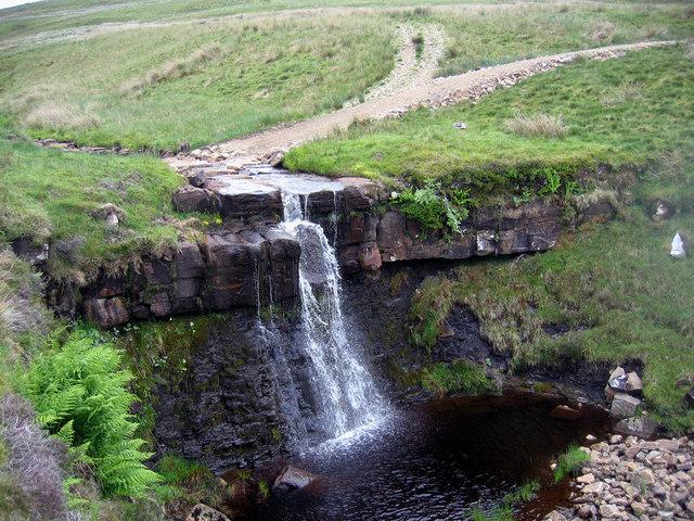 Waterfall, Stockdale Beck