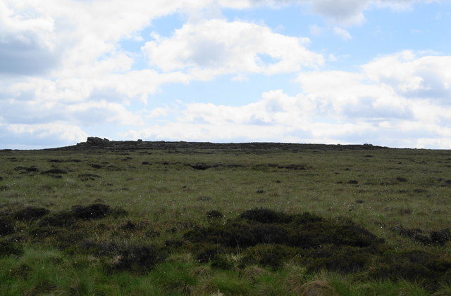 Holder Stones from the Pennine Way