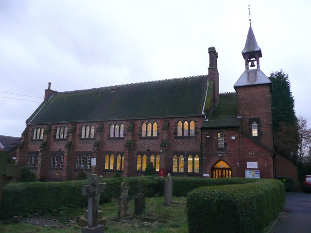 Roman Catholic school, Cheadle