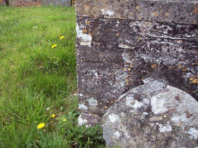 Bench Mark, St Mary's Church