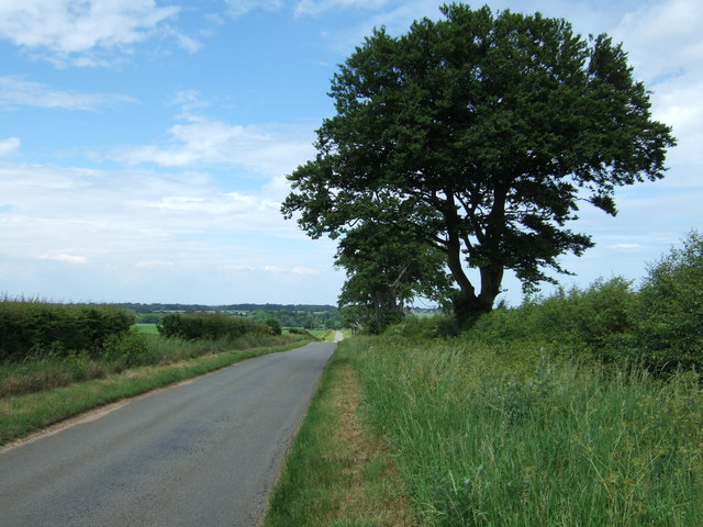 A straight road to Ringstead