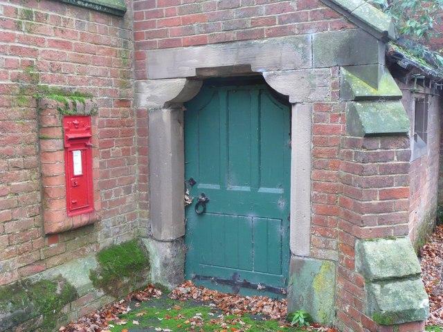 Victorian letter box, Dunstall