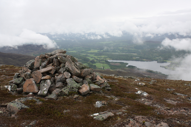 Cairn, An Sguabach