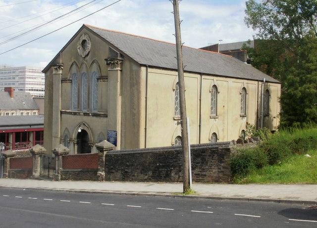 The Welsh Church, Hill Street, Newport