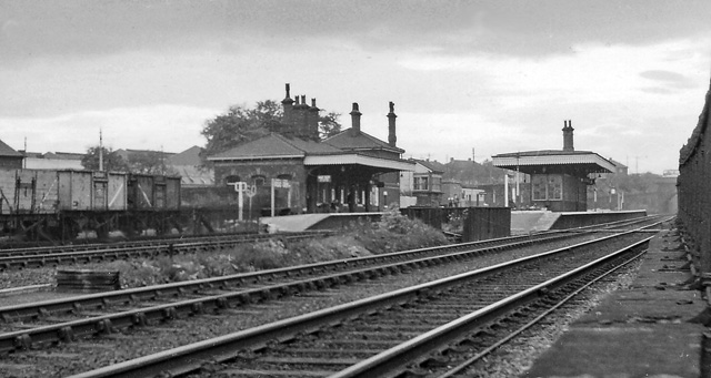 Broad Green Station, Liverpool