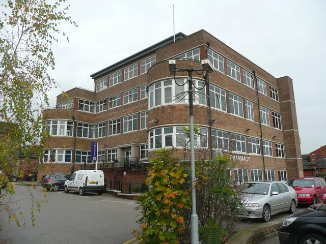 Balance Street Health Centre, Uttoxeter