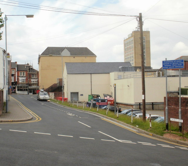 Talbot Lane, Newport