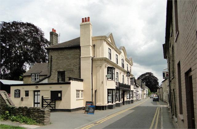 The Oxford Arms, Kington