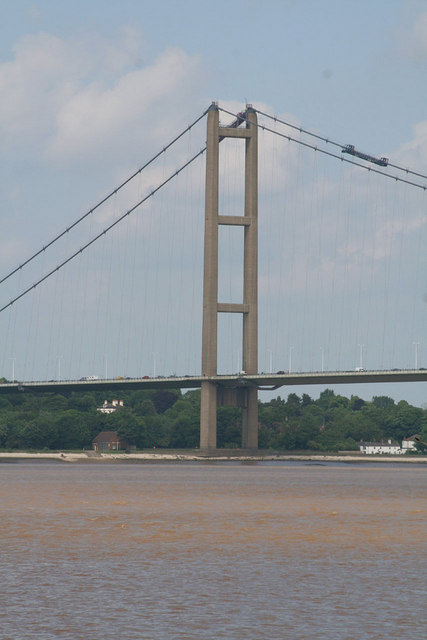 Humber bridge, North Tower