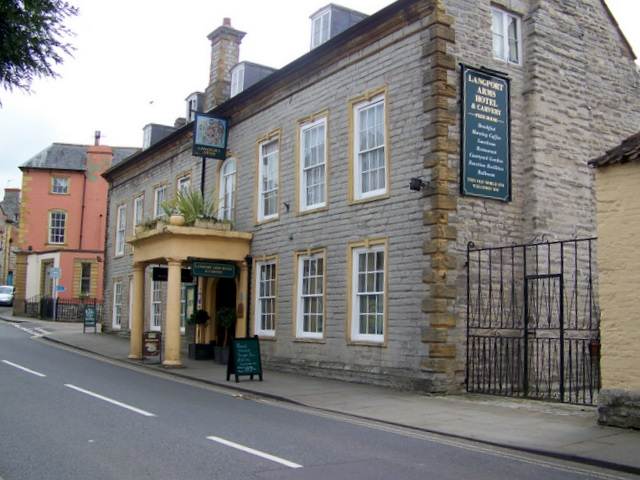 The Langport Arms Hotel, Langport