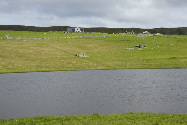Loch of Quoy, Westing