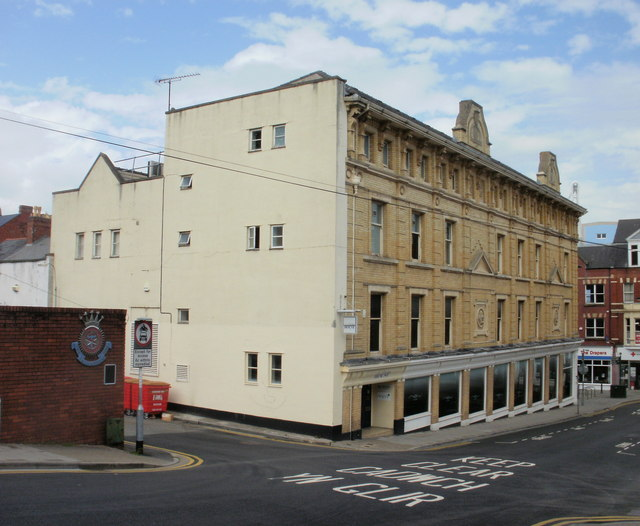 St David's House, Newport