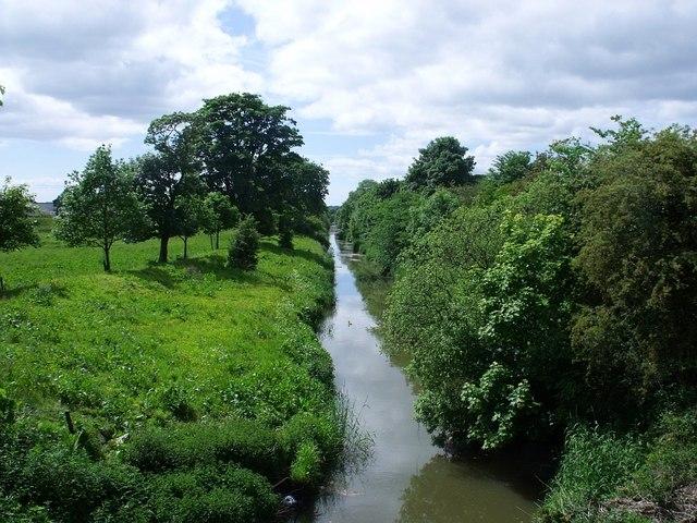 The River Kelvin
