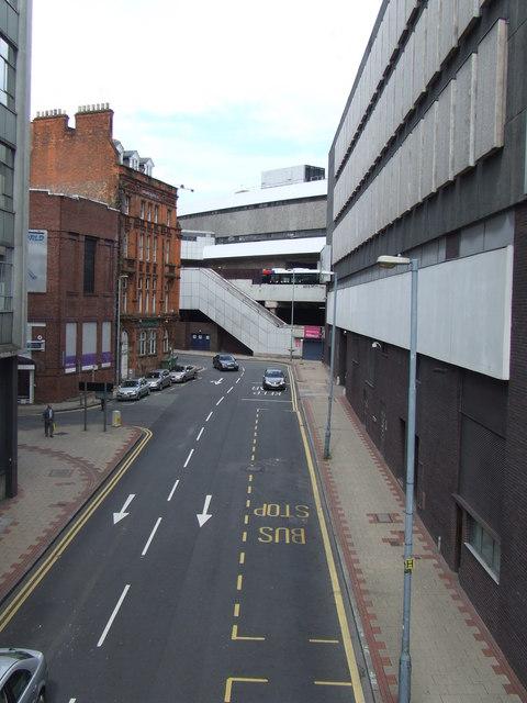 Dudley Street, Birmingham