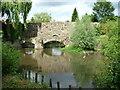 TL8564 : Abbots Bridge over the River Lark : Week 24
