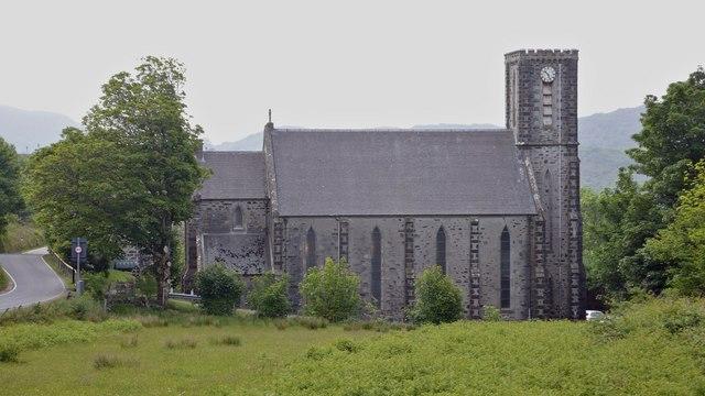Catholic church of St Mary, Arisaig