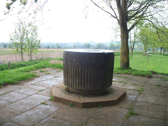 Forces memorial at Fish Hill